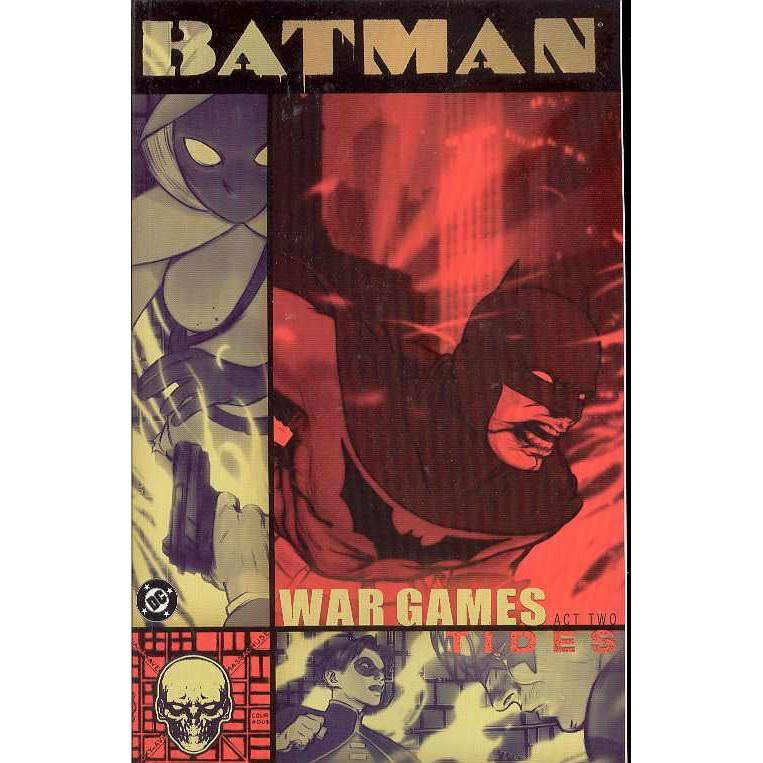 Batman War Games Act Two TP Uncanny!