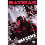 Batman War Games Act Three TP Uncanny!
