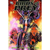 Birds Of Prey Platinum Flats TP Uncanny!