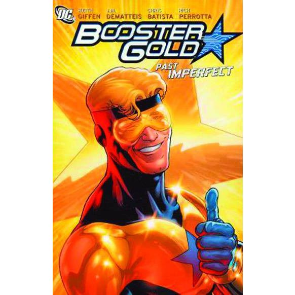 Booster Gold TP Past Imperfect Uncanny!