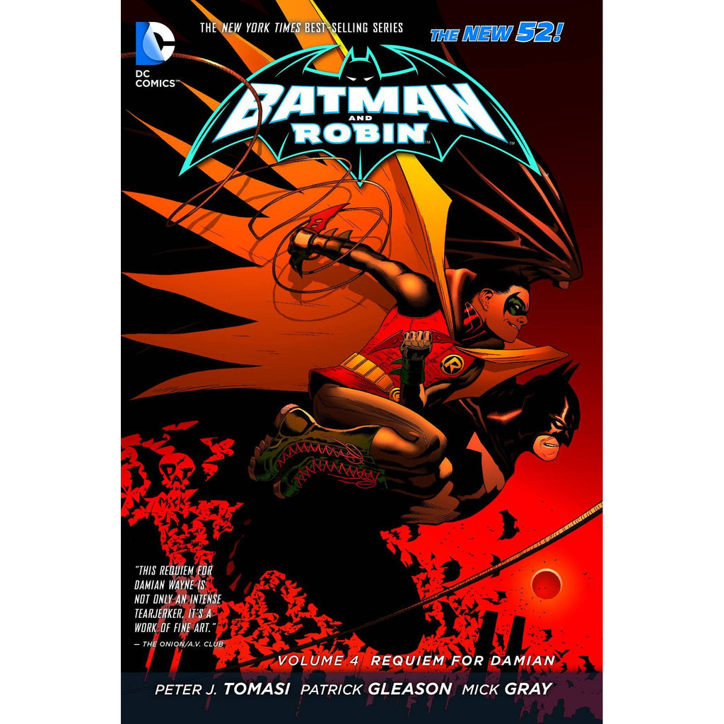 Batman & Robin Vol. 04 Requiem For Damian HC