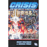 Crisis on Infinite Earths TP Uncanny!