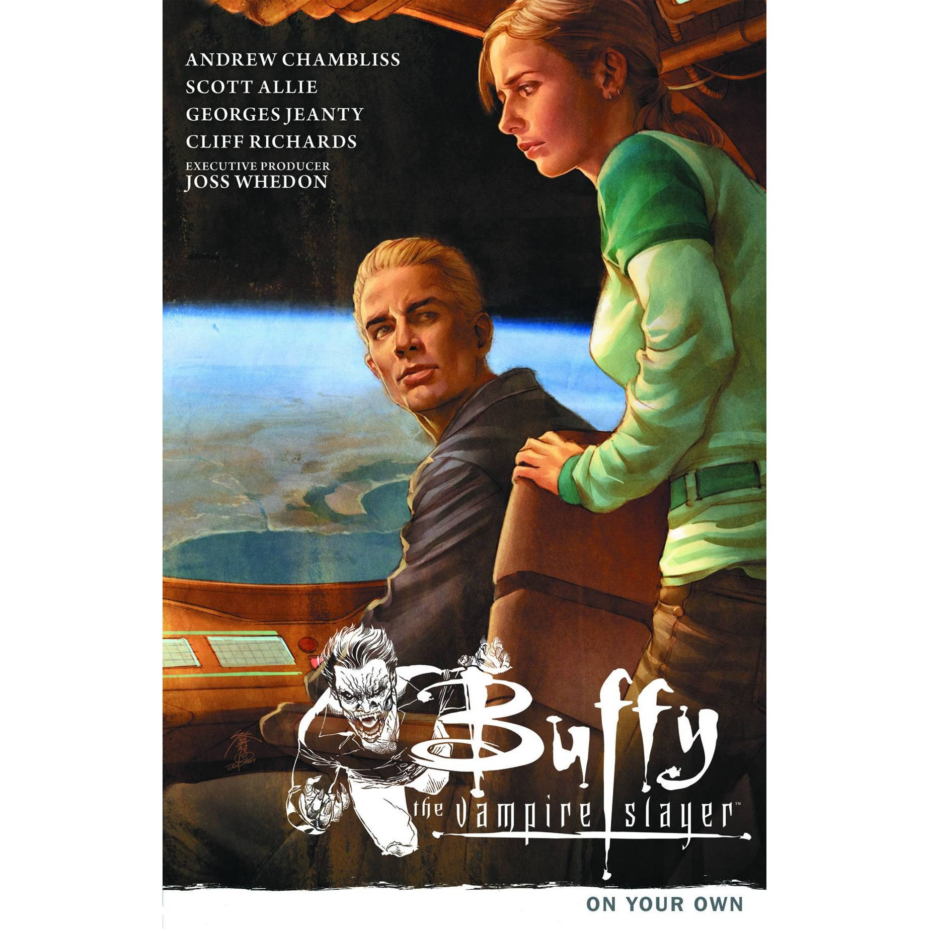 Buffy The Vampire Slayer Season 9 TP VOL 02 On Your Own Uncanny!
