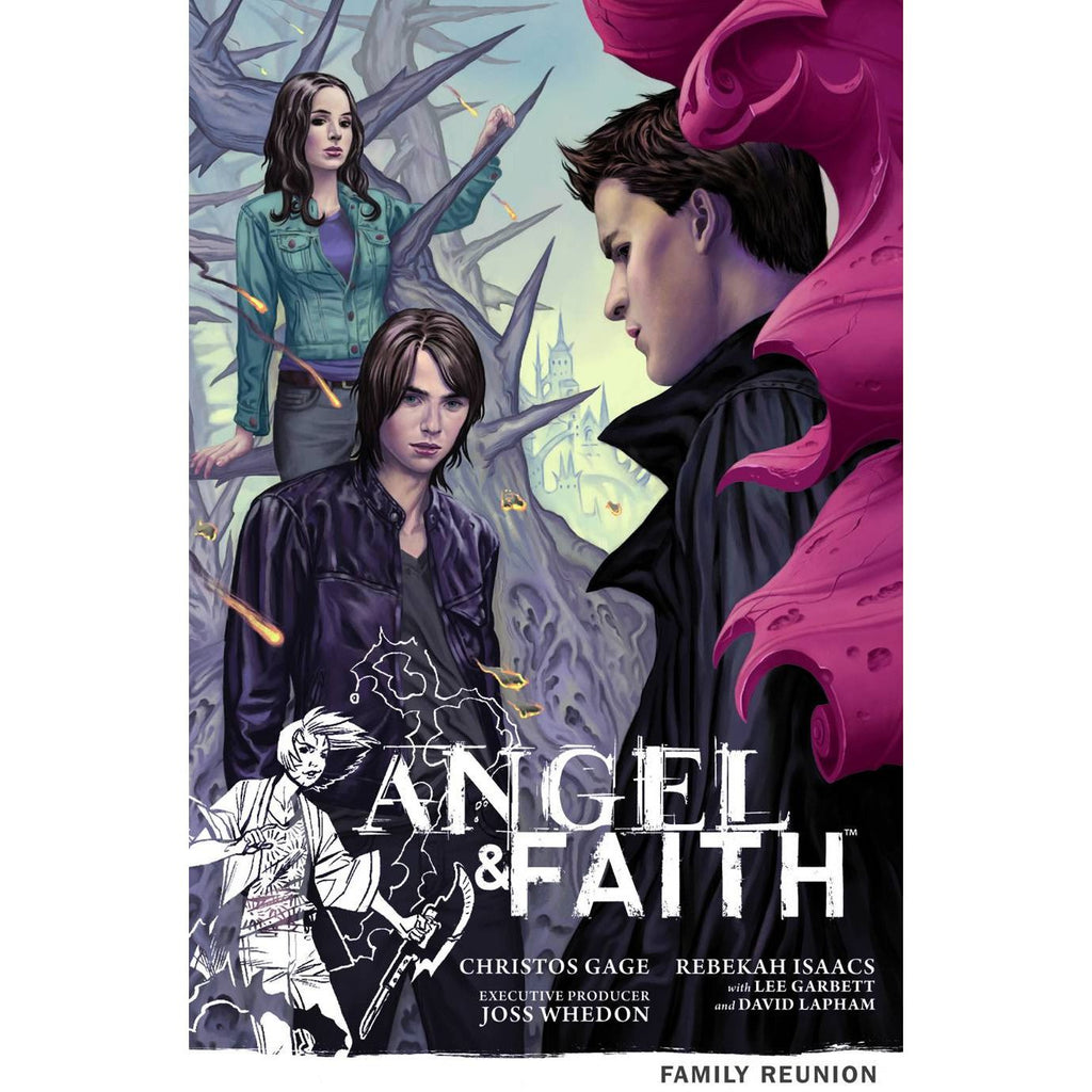 Angel & Faith TP VOL 03 Family Reunion
