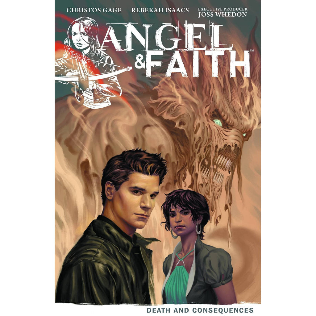 Angel & Faith TP Death and Consequences Vol. 4