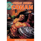 Savage Sword Of Conan TP Vol 19 Uncanny!