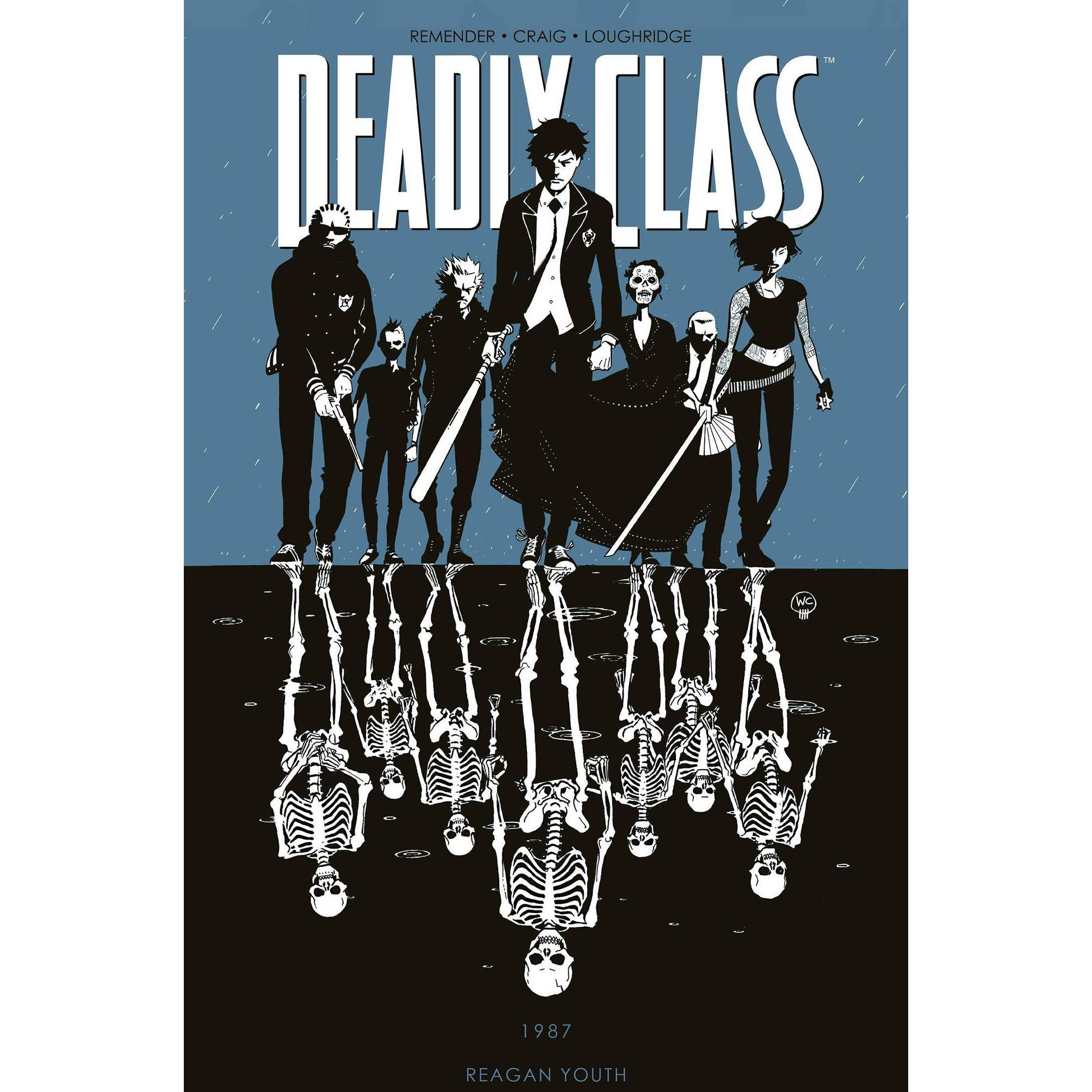 Deadly Class TP Vol 01 Reagan Youth Uncanny!