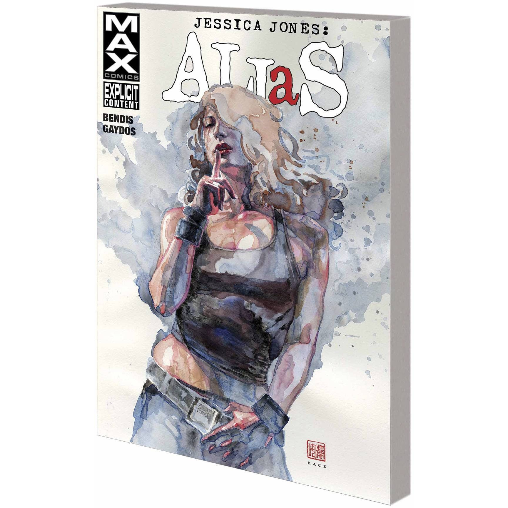 Jessica Jones: Alias Vol. 3 TP Uncanny!