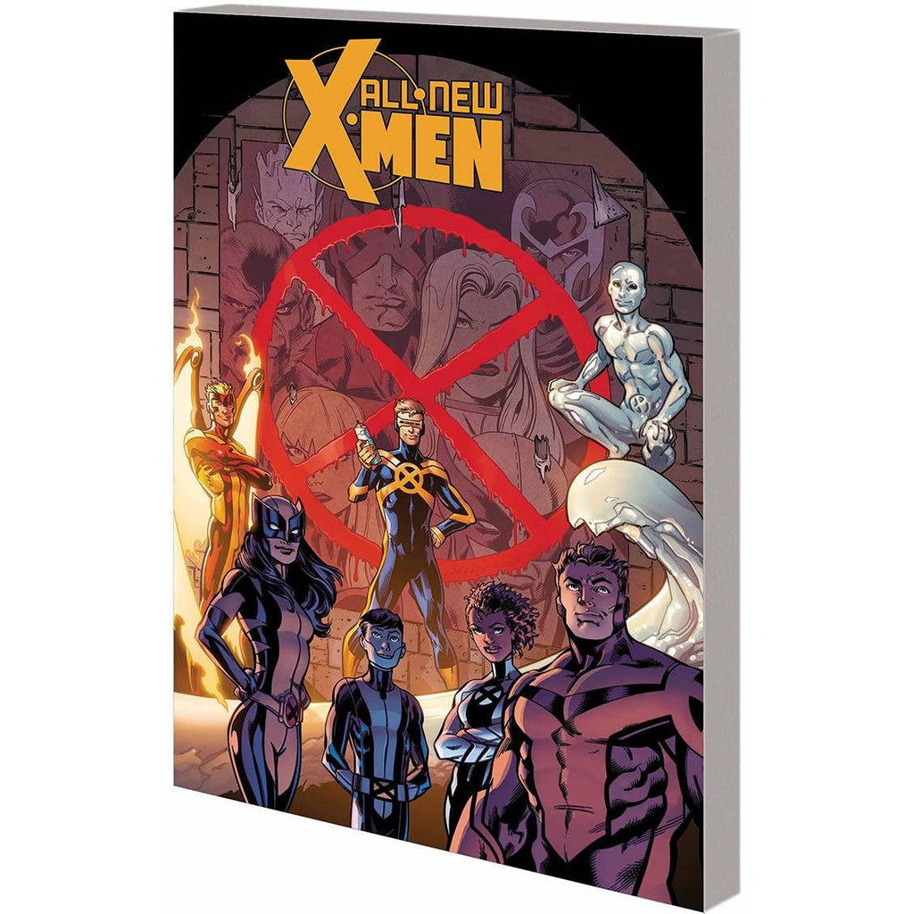 All-New X-Men Ghosts of Cyclops Vol. 1 TP