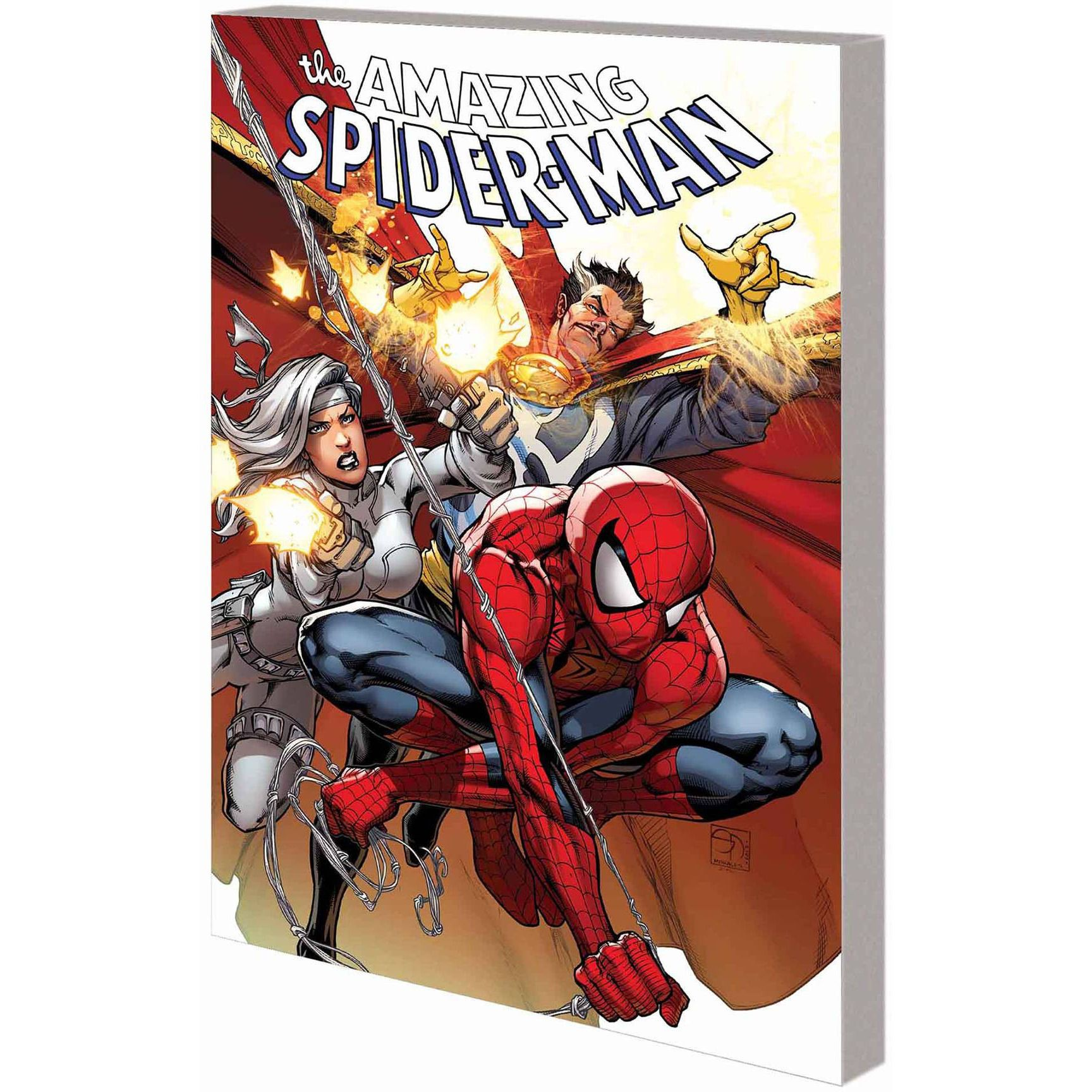 Amazing Spider-Man Big Time Complete Collection Vol. 3 TP Uncanny!