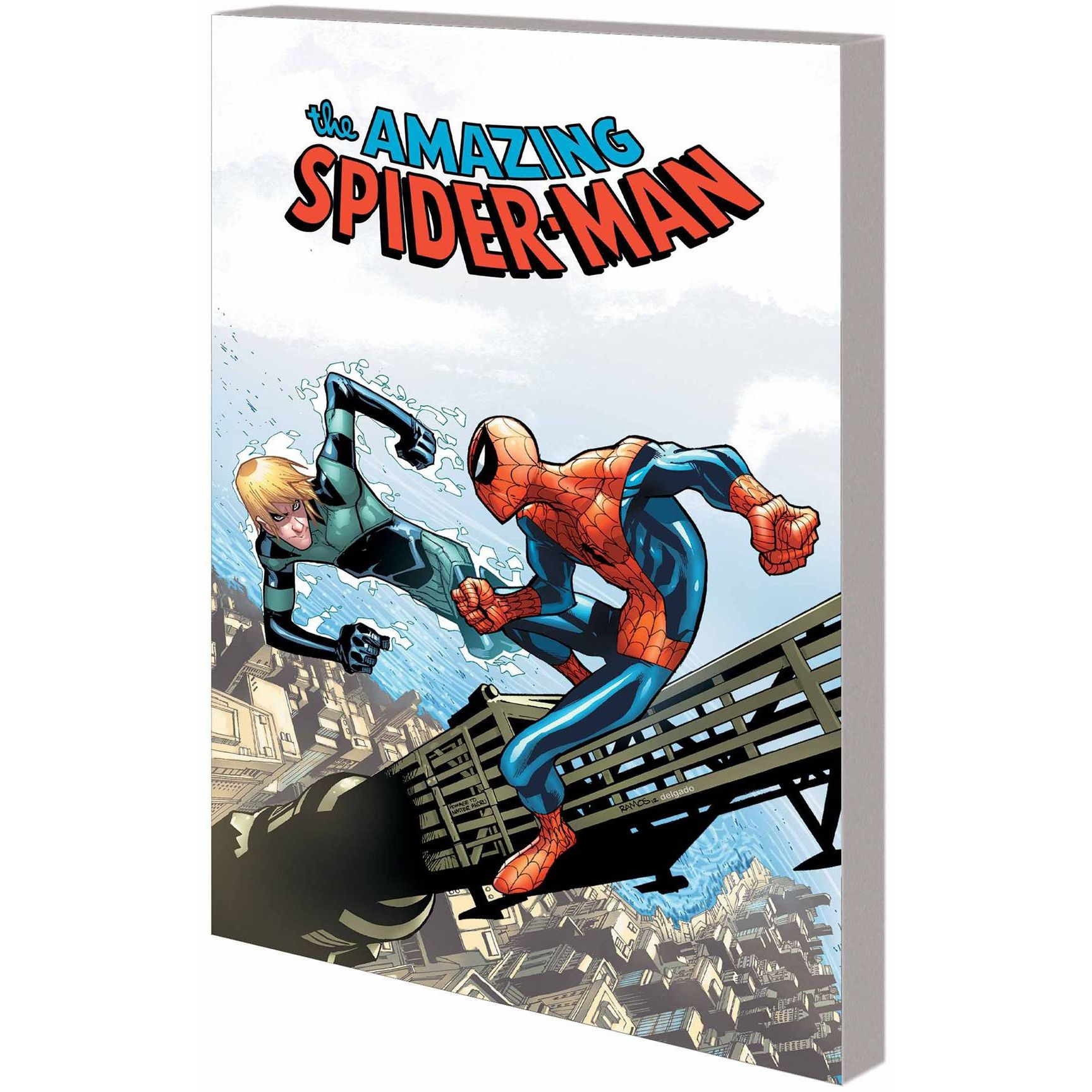 Amazing Spider-Man Big Time Complete Collection Vol. 4 TP Uncanny!