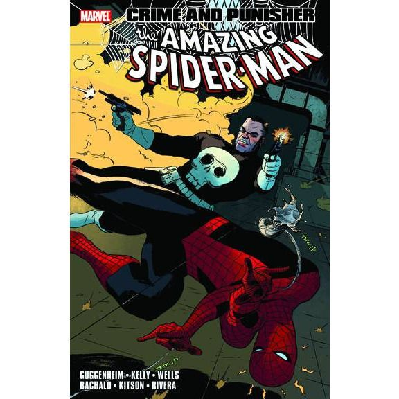 Amazing Spider-Man Crime and Punisher TP