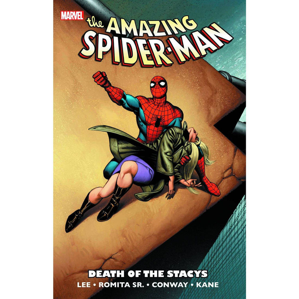 Amazing Spider-Man Death of the Stacys TP