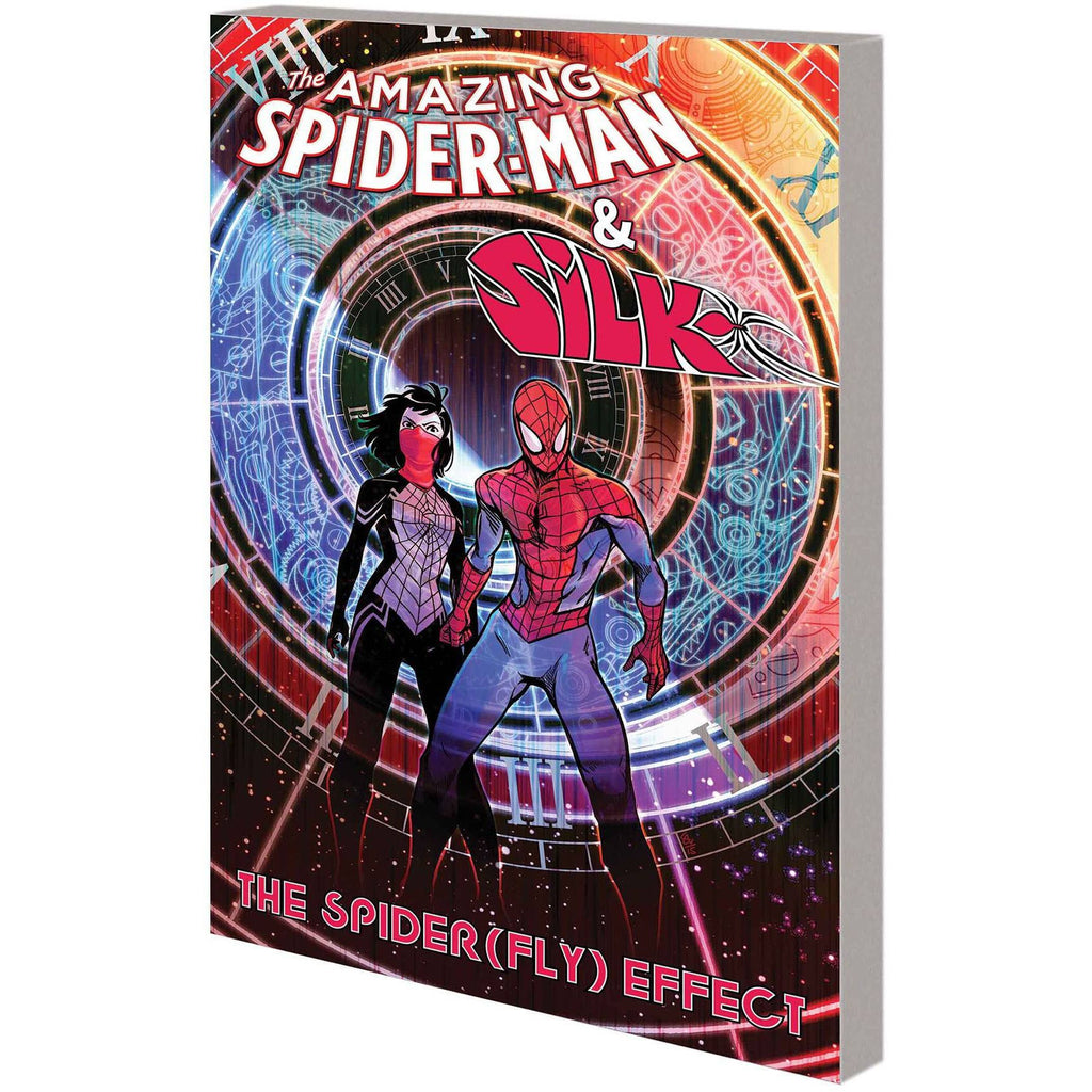 Amazing Spider-Man & Silk The Spider(fly) Effect TP