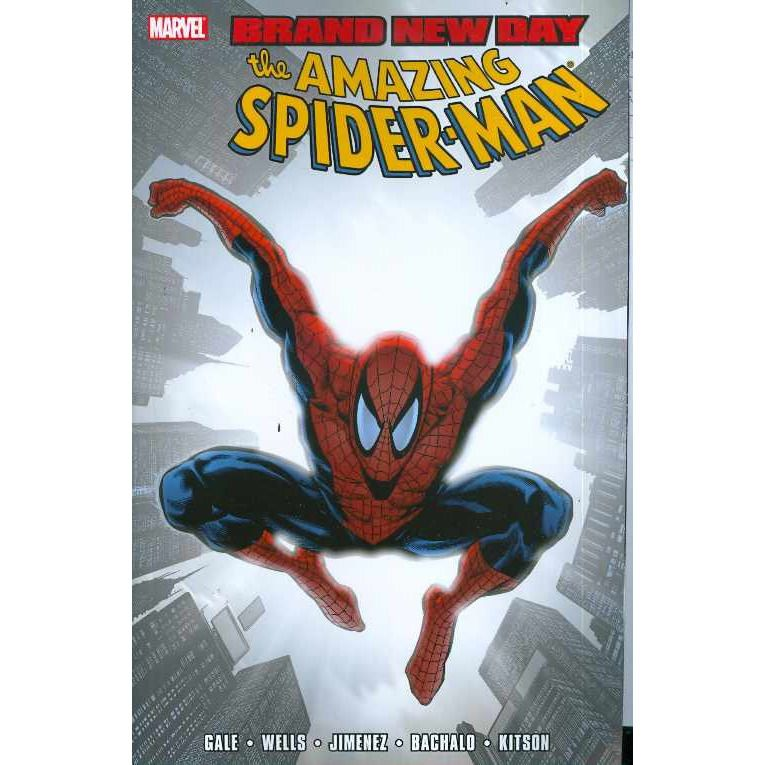 Amazing Spider-Man Brand New Day Vol. 2 TP Uncanny!