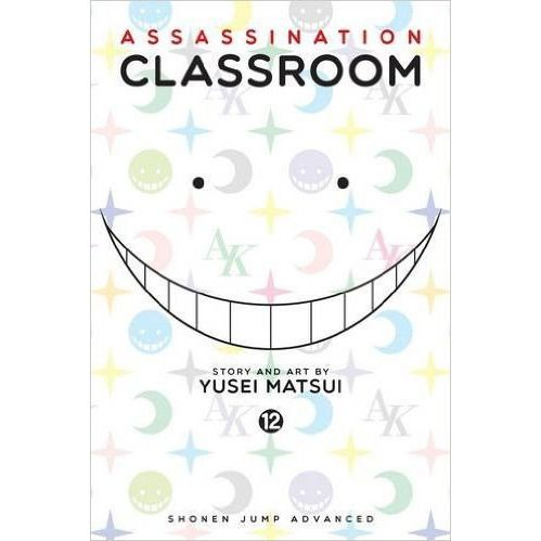 Assassination Classroom Vol. 12 GN