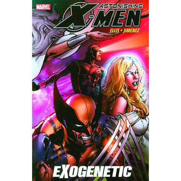 Astonishing X-Men Exogenetic Vol. 6 TP Uncanny!