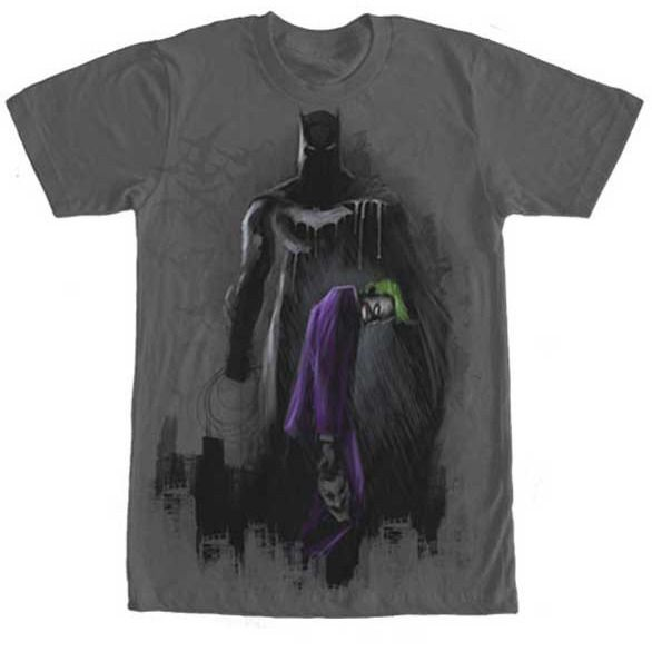 Batman Behind the Mask Shirt Uncanny!