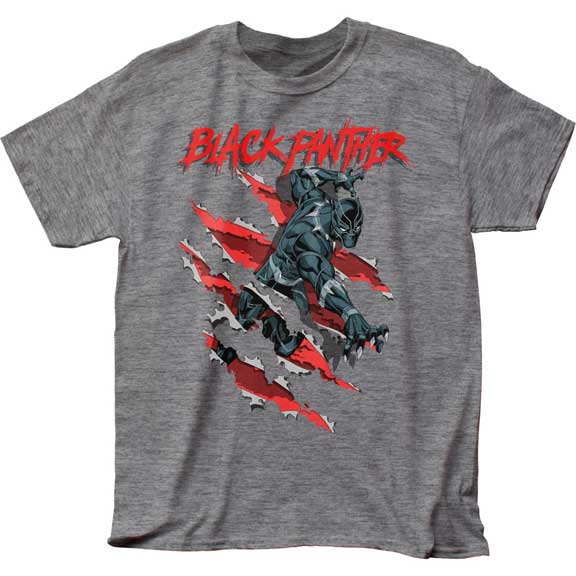 Black Panther SHRED T-SHIRT