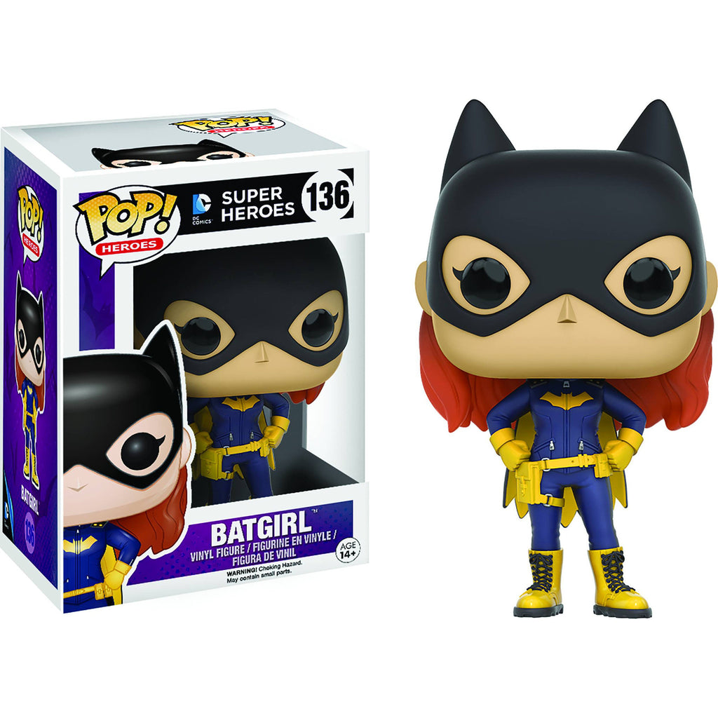 Batgirl Pop! Vinyl Figure