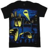 Batman Melty Clock Shirt Uncanny!