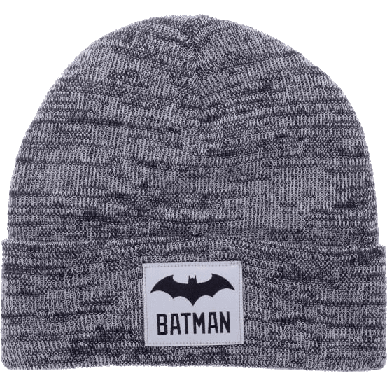 Batman Marbled Cuff Beanie