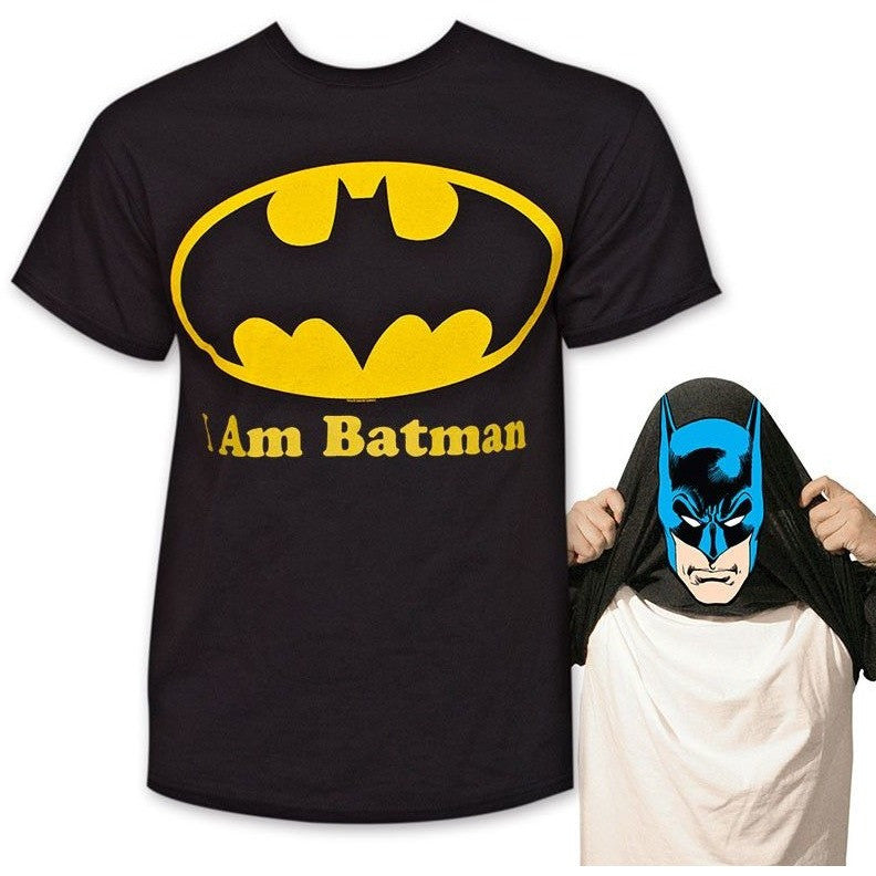 Batman Mask Shirt Uncanny!