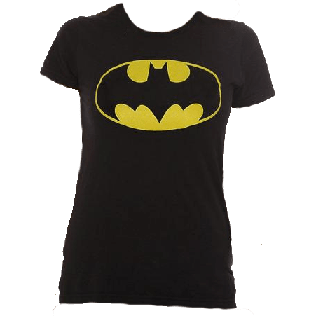 Batman Symbol Juniors Shirt Uncanny!