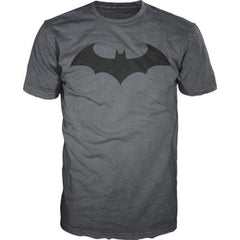 Batman Symbol Grey Shirt