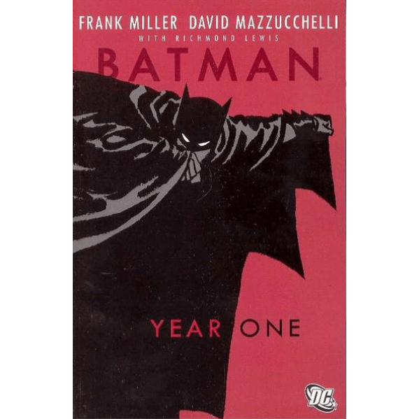 Batman: Year One Deluxe TP Uncanny!