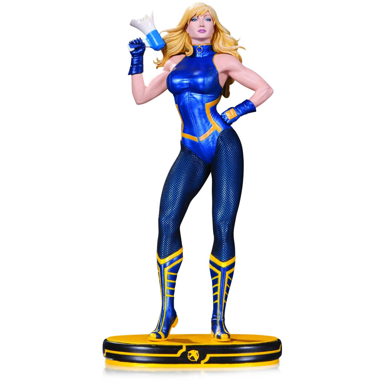 Black Canary DC Cover Girls Statue Uncanny!