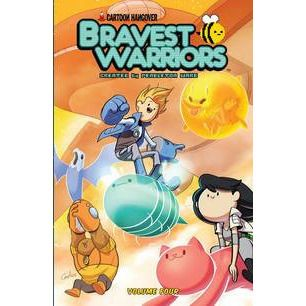 Bravest Warriors Vol. 4 TP