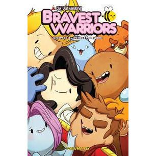 Bravest Warriors Vol. 6 TP Uncanny!