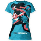 Ms. Marvel Cho Variant Shirt Uncanny!