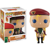Cammy POP! Vinyl Figure Uncanny!