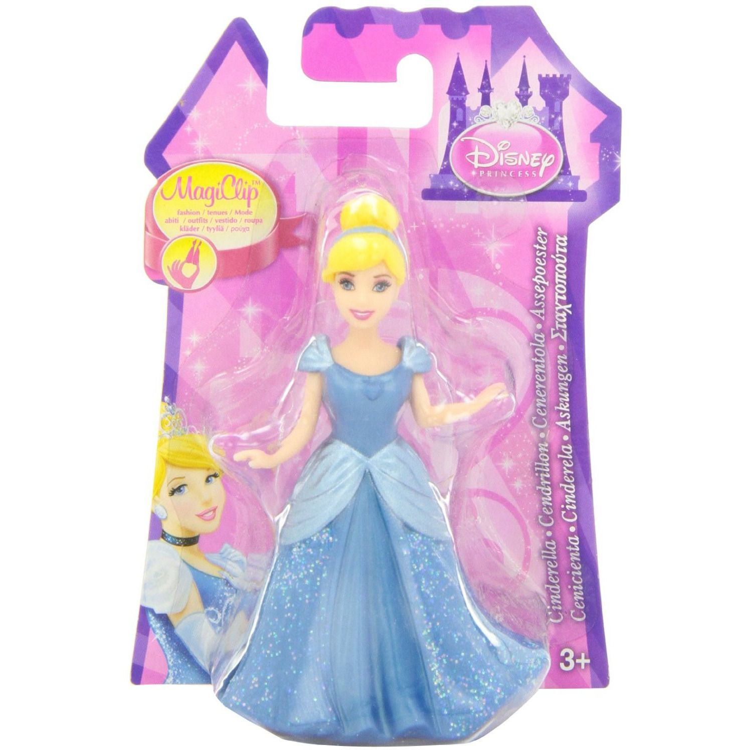Disney Princess Cinderella Doll Uncanny!