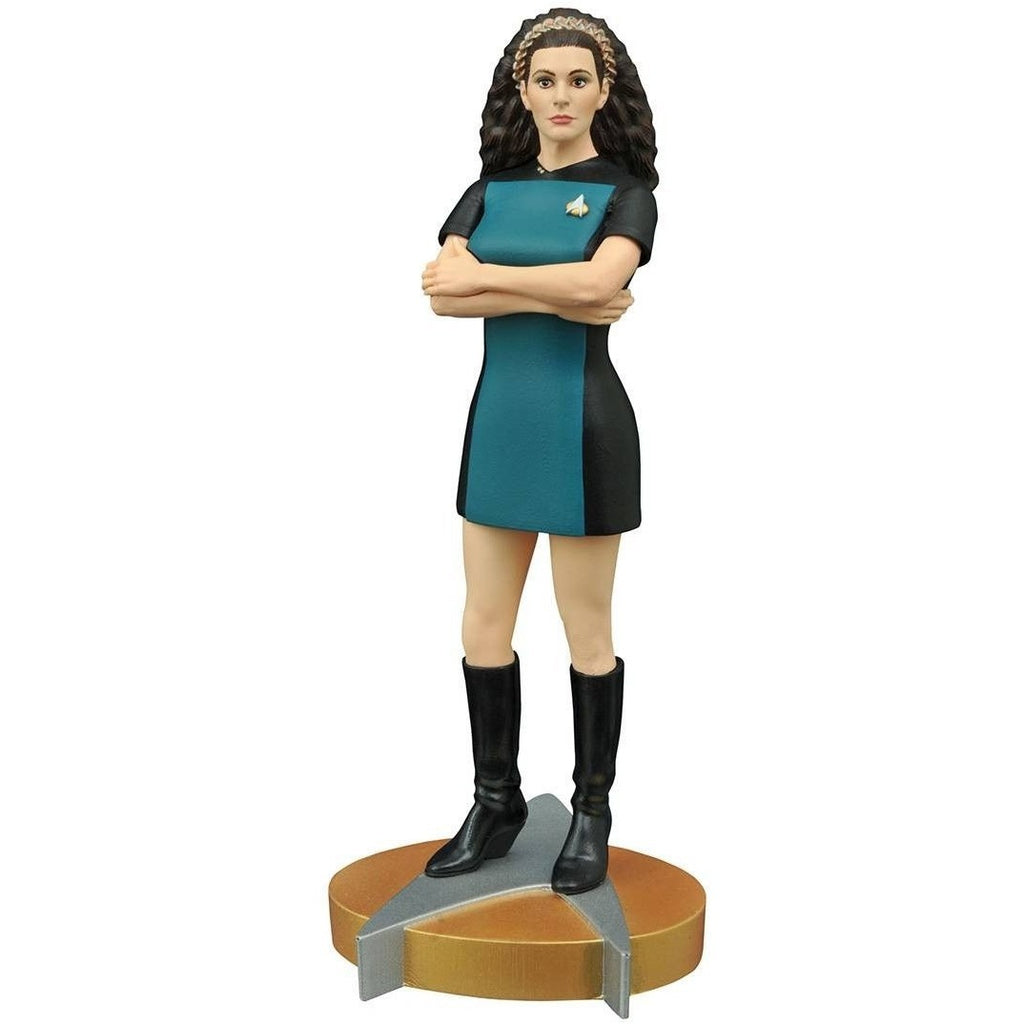 Counselor Troi Statue