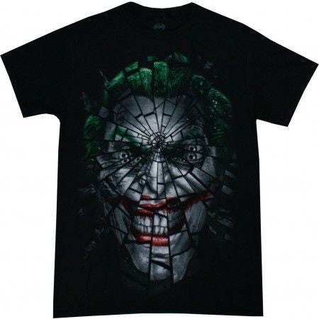 Cracked Joker Shirt