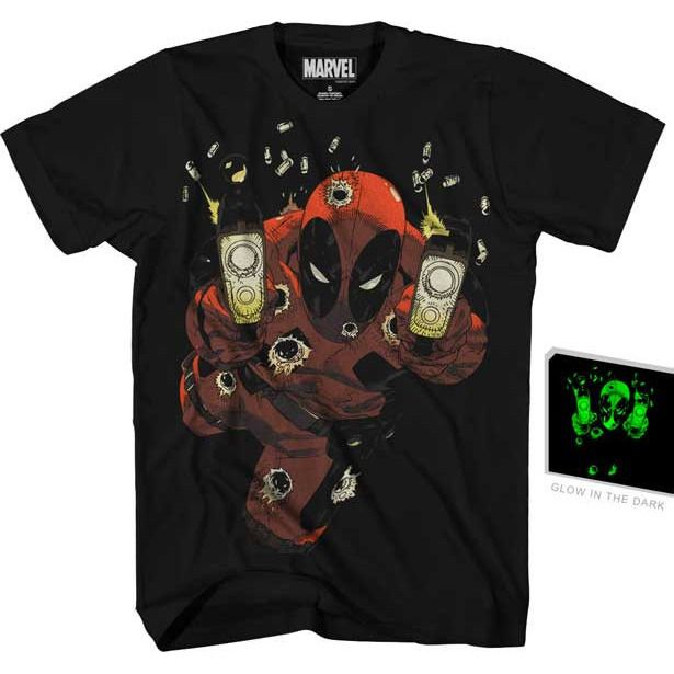 Deadpool Bullets Shirt