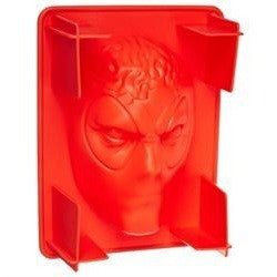 Deadpool Gelatin Mold