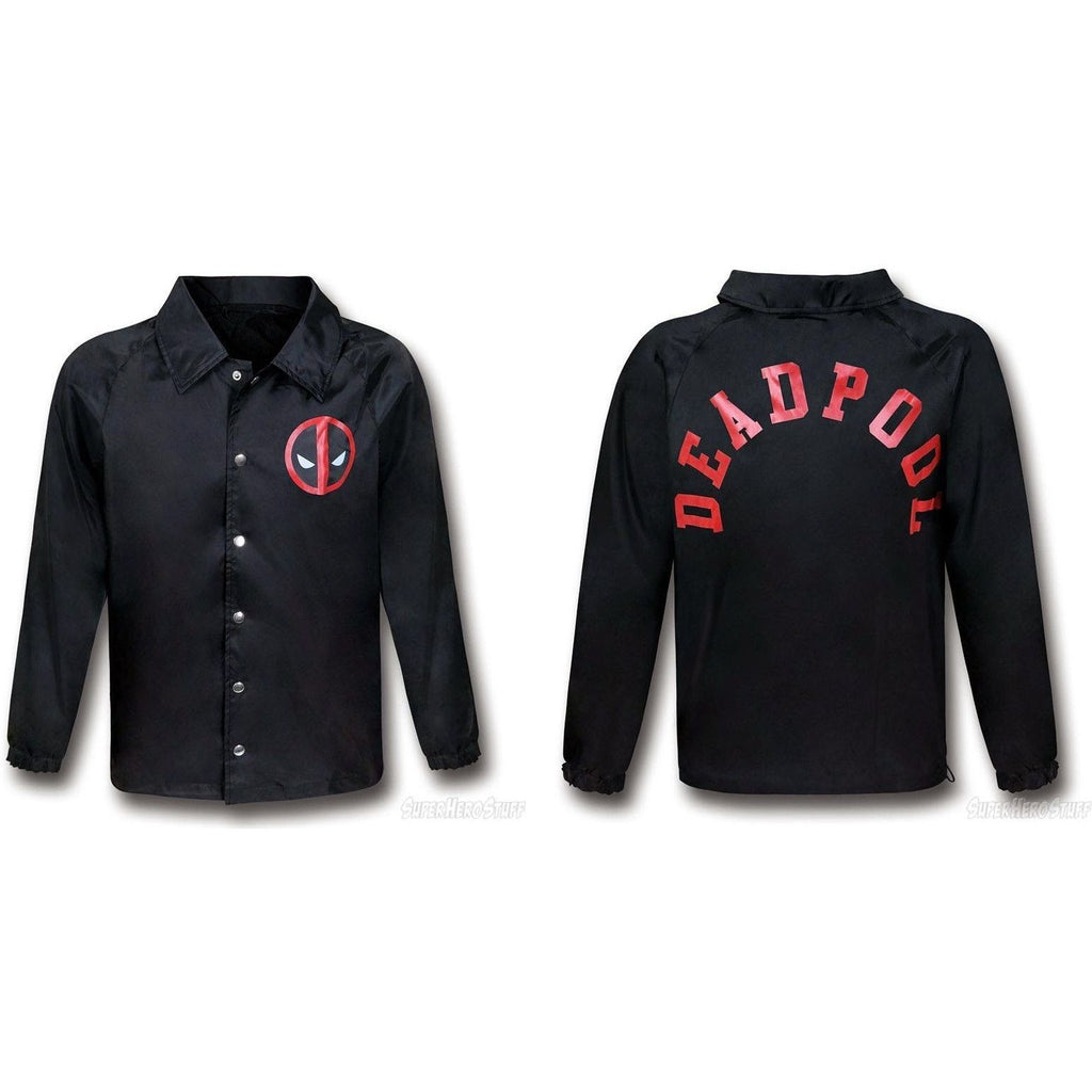 Deadpool Windbreaker Jacket