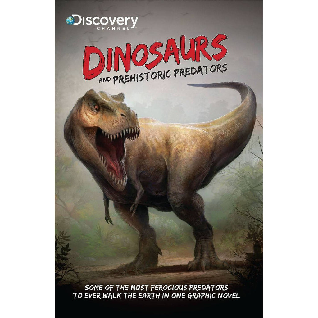 DINOSAURS AND PREHISTORIC PREDATORS TP