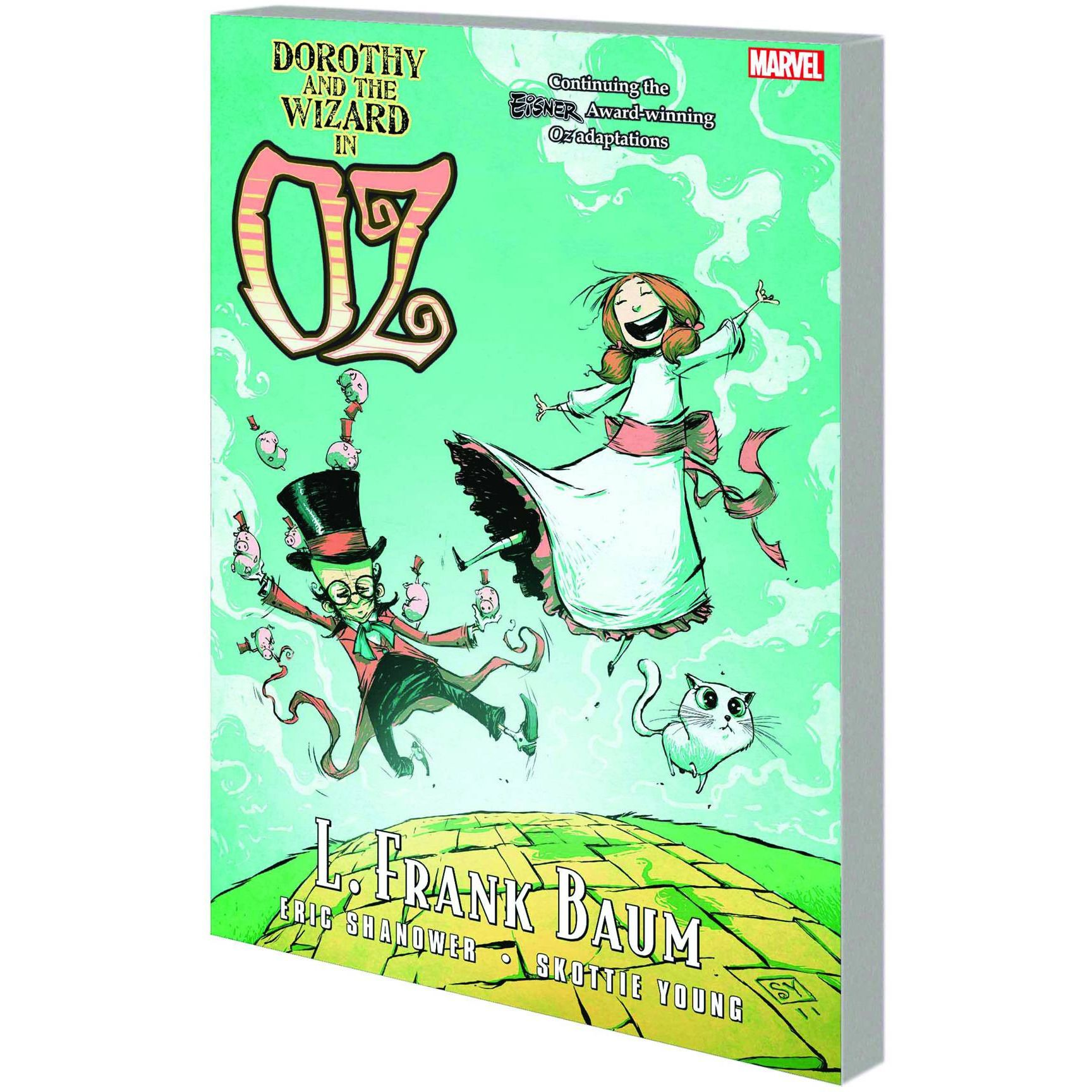Dorothy and the Wizard in Oz HC Uncanny!