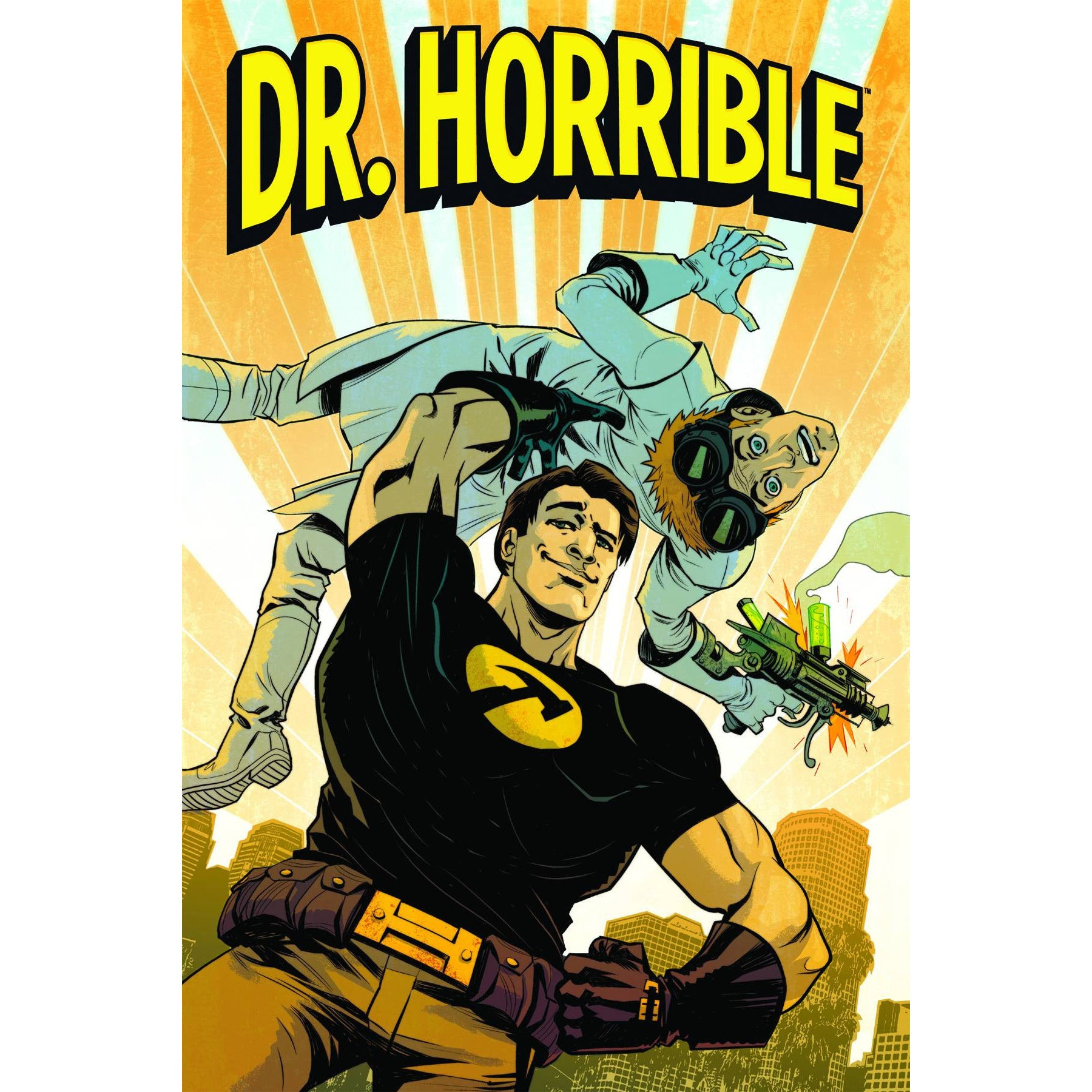 Dr. Horrible and Other Horrible Stories TP Uncanny!