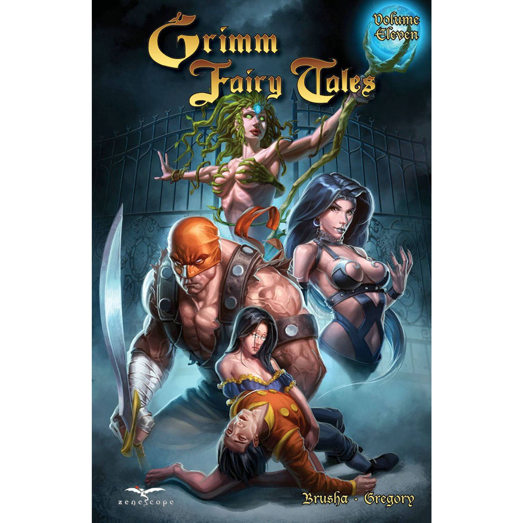 Grimm Fairy Tales Vol. 11 TP
