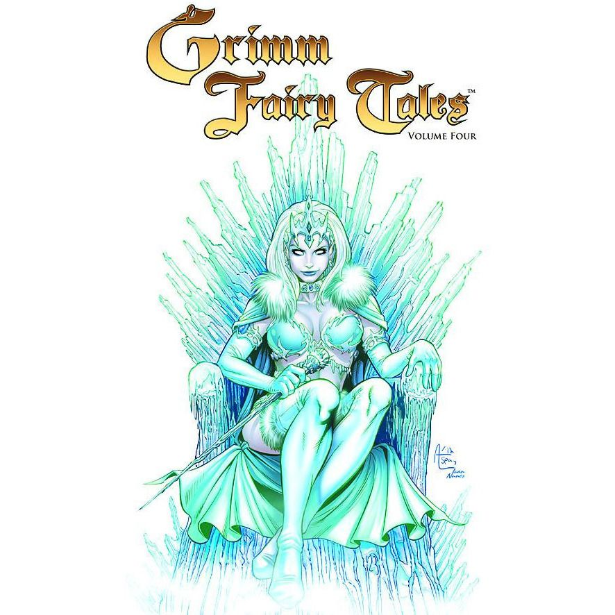 Grimm Fairy Tales Vol 4 TP