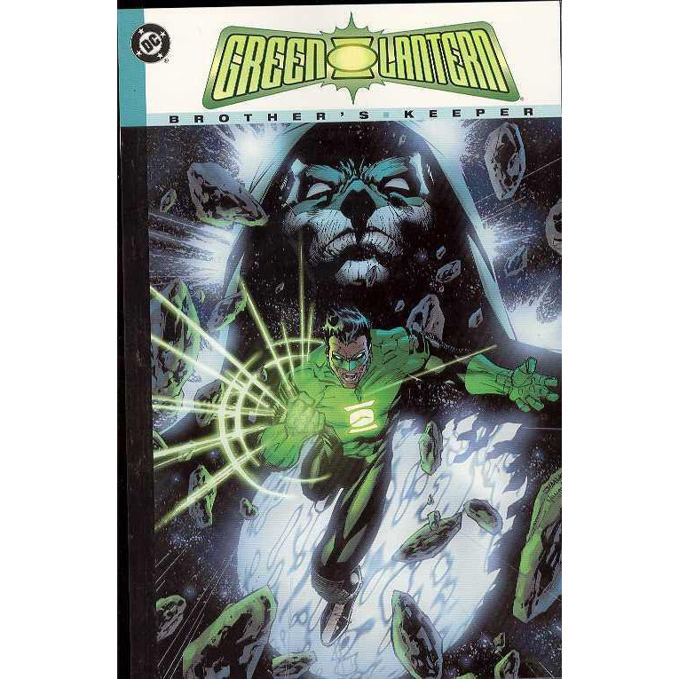 Green Lantern Brother's Keeper TP Uncanny!