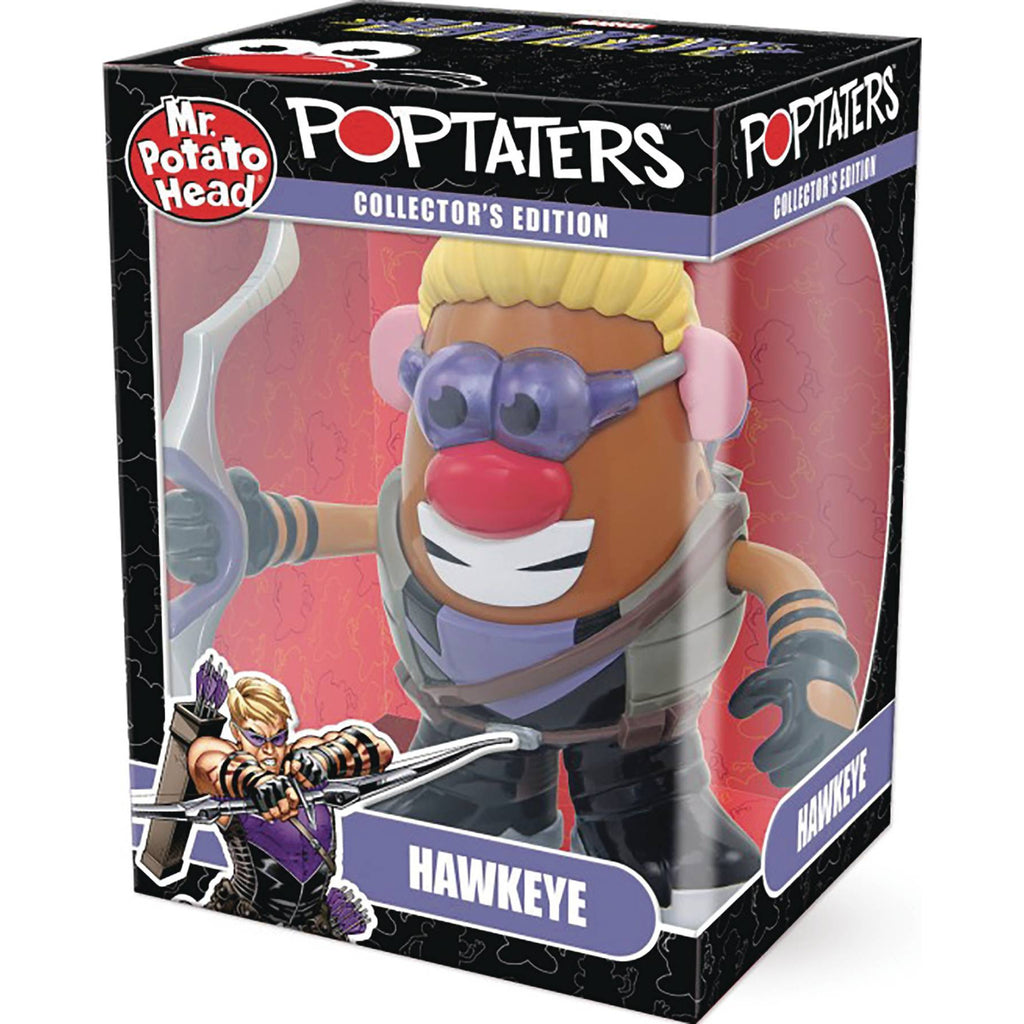 Hawkeye Mr. Potato Head