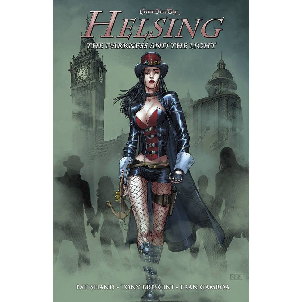 Grimm Fairy Tales: Helsing: The Darkness and the Light Vol. 1 TP