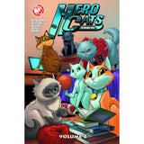 Hero Cats of Stellar City: New Discoveries Vol. 2 TP Uncanny!